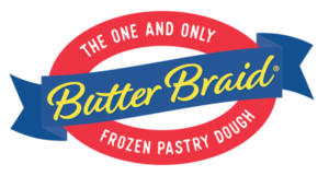 simple fundraiser - butter braid logo